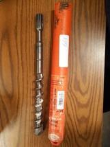 "HAWERA SPLINE SHANK ROTARY HAMMER BIT 7"" X 1"" 93365 - $49.00"