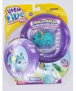 Little Live Pets Lil' Mouse Wheel  Lucky Lou Lou Playset - $17.99