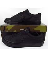 Converse x Carhartt WIP One Star Ox Sneaker Cordura Upper BLACK 162819C ... - $110.00