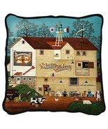 Next Throw Pillow - artist Charles Wysocki - $39.95