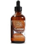 1 Dead Sea Collection Nourishing Coconut Body Oil For Sensitive Delicate... - $13.99