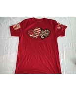 Grunt Style Be Mine Valentine's Day 12 Gauge Shells Club GS Red T-Shirt ... - $18.76