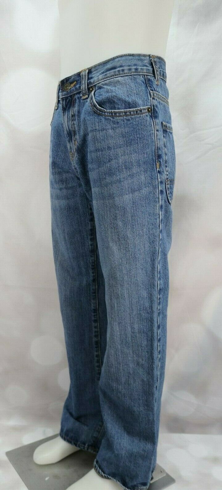Boys Old Navy Boot Cut Jeans size 14 Regular image 4