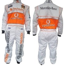 Go Kart Race Vodafone Suit CIK/FIA Level 2 Approved With Free Gifts - $160.99