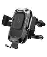 Baseus Car Phone Holder for iPhone XR Intelligent Sensor Car Wireless Ch... - $32.08