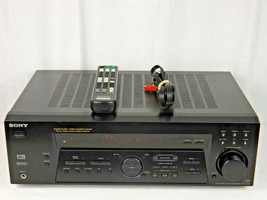 Sony STR-K740P 5.1 Channel Audio/Video AM/FM Dolby Receiver & More - Tested !! - $45.00