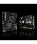 ASUS Motherboard TUF B450M-PLUS GAMING AMD AM4 B450 Max.64GB DDR4 Window... - $137.80