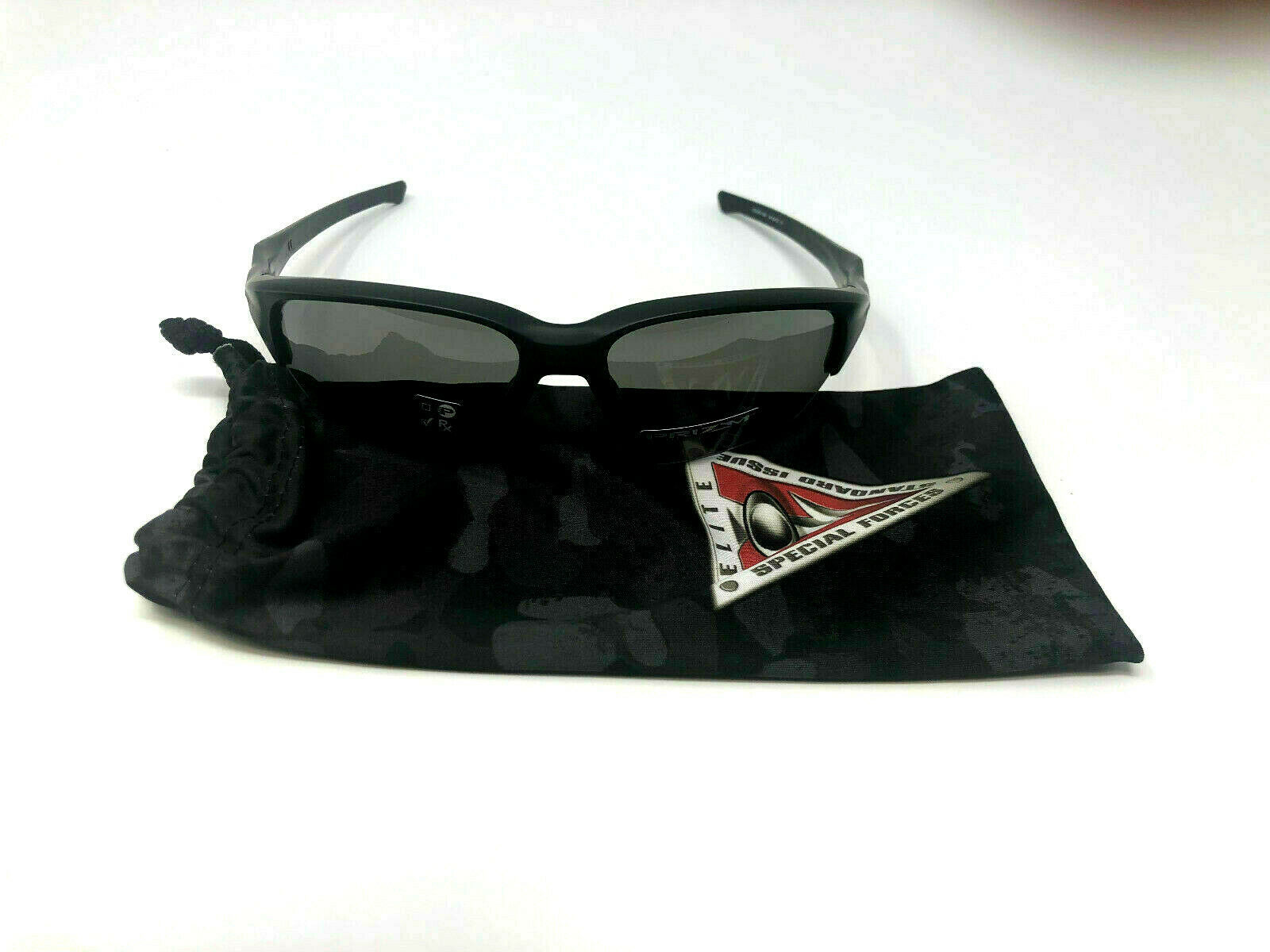 New Oakley Flak Beta Prizm Sunglasses Matte Black w/Gray Prizm OO9363-1064