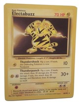Pokemon Card - Electabuzz - (20/102) Base Set Rare ***NM*** - $4.49