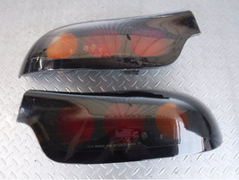 REAR BRAKE SIGNAL TAIL LIGHT RIGHT & LEFT FOR 93-02 RX7 FD NEW MAZDA OEM... - $1,439.96