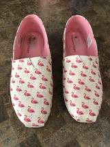 Bobs from Skechers - Pink Flamingos - $20.00