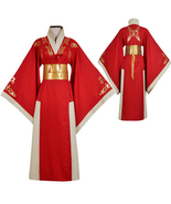 Game Of Thrones Queen Cersei Lannister Red Fancy Dress Cosplay Costume - $84.92