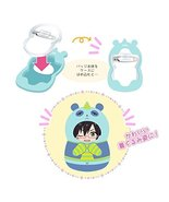 The idolmaster SideM costume badges 8 bullets into of the BOX 1 BOX = 8 ... - $81.00