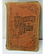 Antique 30s 40s Music Sheet Song book Treasury of Song HC book - $20.00