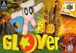 Glover (Nintendo 64, 1998) - $12.00