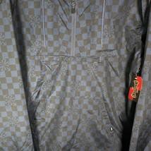 Vans x Independent Men's XL Checkerboard Anorak Jacket VN0A3IJYLKZP NWT - $60.63