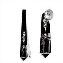 Necktie nightmare before christmas jack skellington sally pumpkin king g... - $22.00