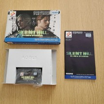 Nintendo Game Boy Advance GBA KONAMI Silent Hill Made In Japan Discontin... - $146.96