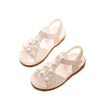 Open Toe Sandals Girls Princess Shoes Summer Children's Shoes Fish Mouth