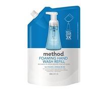 Method Gel Hand Soap Refill, Sweet Water, 34 Ounce - $10.82