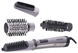 BaByliss 2735E Brush Rotary Of Air Hot 4 Heads Base cerámica1000 W - $361.40