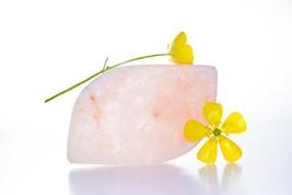 Teardrop Leaf Shaped Himalayan Salt Scrub Soap Deodorizing Dead Skin Rem... - $16.26
