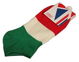 Black Temptation Set of 2 Flag Socks Cotton Socks Men Socks Sports Socks... - $16.27