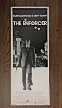 Il Enforcer (1976) Clint Eastwood come Dirty Harry Callahan Arrotolato I... - $150.00