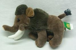 "Wild Republic Very Cute Soft Wooly Mammoth 9"" Plush Stuffed Animal Toy - $16.34"
