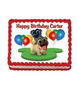 Puppy Dog Pals Edible Cake Image Cake Topper - $8.98+