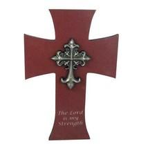 LORD IS MY STRENGTH CROSS - $13.45