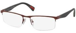 Hot New Authentic Prada Eyeglasses VPS 52F TWM-1O1 54mm PS 52F TWM-1O1 I... - $87.08
