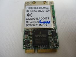 IBM Lenovo 3000 C200 N100 N200 V200 42T0819  802.11b/g Mini PCI-E Wi-Fi ... - $4.47