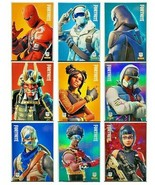 RED HOT!  FORTNITE CARDS - 1ST SERIES! LEGENDARY, HOLO, CRACKED ICE, FOIL! - $29.95+