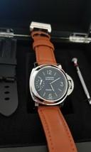 Homage Panerai watch 47mm Solid Luminor Marina Swiss Style - $544.50