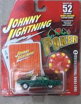 JOHNNY LIGHTNING  POKER  1961 FORD THUNDERBIRD #03 - MIP - $2.95