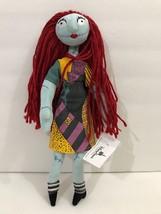 Disney Parks Nightmare Before Christmas Sally Skellington Plush Doll New - $33.24