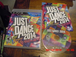 Just Dance 2014 (Sony PlayStation 3, 2013) - $7.22