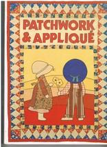 Patchwork & Applique Quilt Craft Book - $9.95