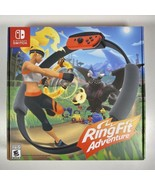 Ring Fit Adventure W/ Game For Switch 2019 Complete EUC - $121.54