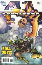 (CB-2) 2007 DC Comic Book: Countdown #41 - $2.00
