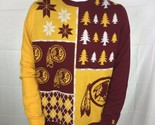 new products f343d cd9c5 Washington Redskins Ugly Sweater, Redskins Christmas Sweater ...