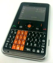 ZTE A310 Cricket Black Cell Phone with Keyboard Clean ESN Read Description Used - $14.01