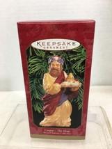 1999 Caspar The Magi Nativity Hallmark Christmas Tree Ornament MIB Price... - $18.32