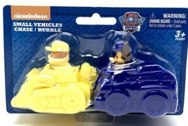 Paw Patrol Small Vehicles Chase Rubble - $8.90