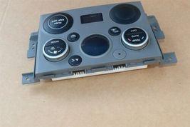 06 Suzuki Grand Vitara Air AC Heater Climate Control Panel 39510-65JP0-CAU image 4