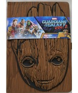 Baby Groot Guardians of the Galaxy 2 Hardcover A5 Journal Notebook Licensed - $22.77
