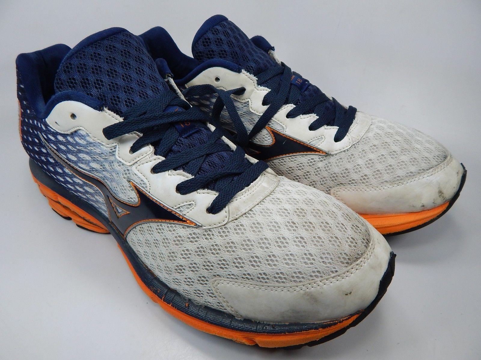 49aa30aa70c Mizuno Wave Rider 18 Running Shoes Men s Size US 14 M (D) EU 48.5