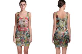 stan lee tributeBodycon Dress - $22.99+