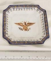 Vintage Porcelain Federal Eagle Presidential Plate by Andrea Sadek mjb - £15.18 GBP